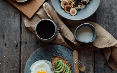 Avocado Toast And Mocha Lattes