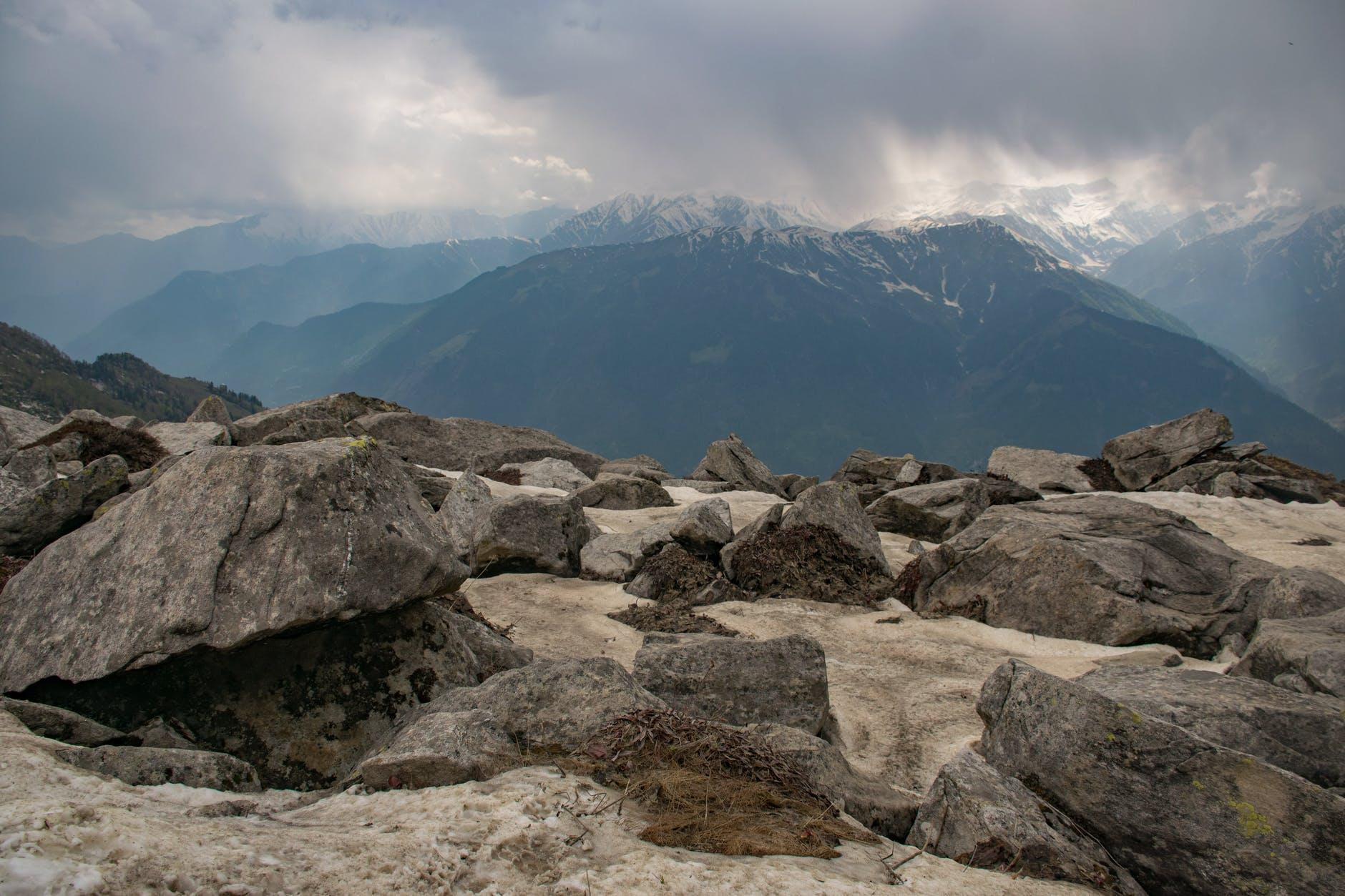 Pushing Rocks Uphill